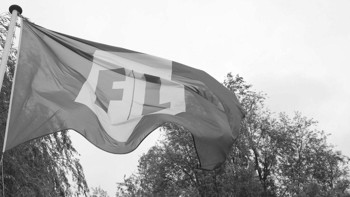 De vlag uit voor TT en BVL