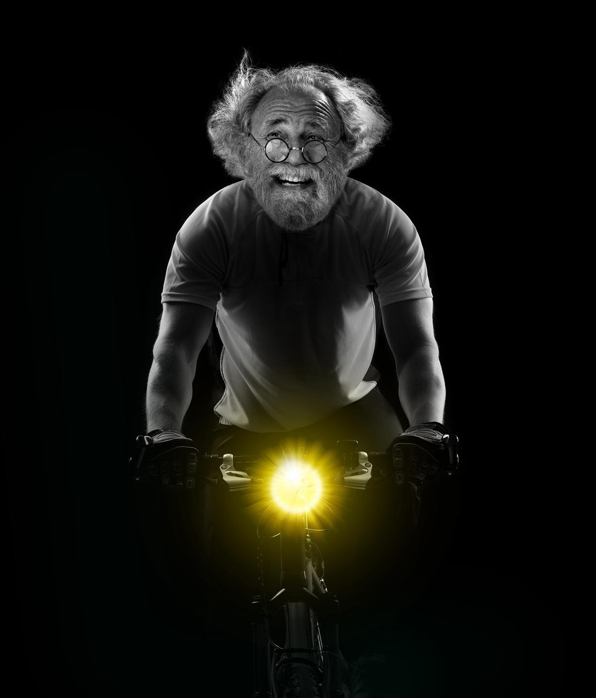 Groen licht fietsverlichtingsactie